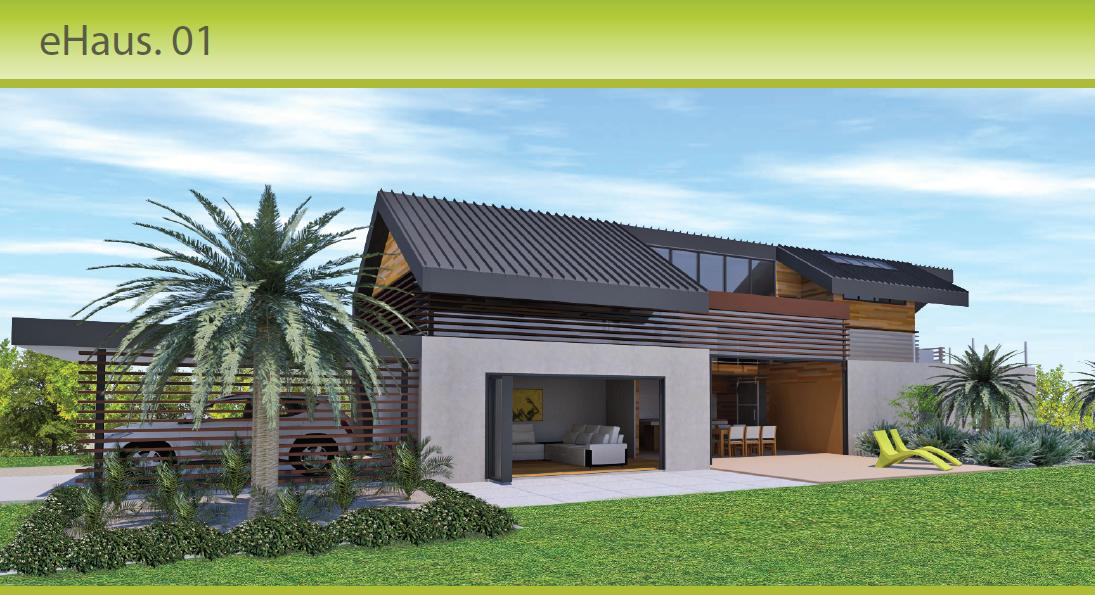 Beautiful new efficient affordable ehaus designs ehaus for Small home designs nz