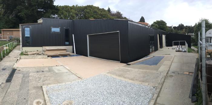 Dunedin High Street Co-housing Passive House Project